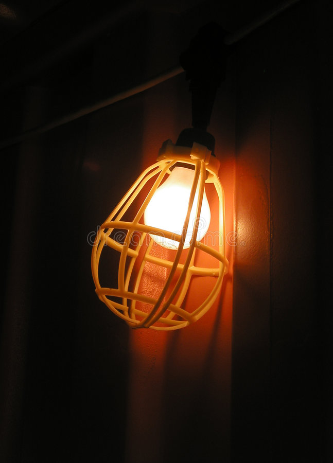 Lumière De Construction Image libre de droits