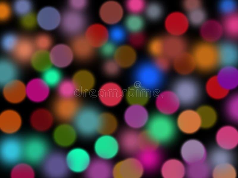 Lumière de disco image stock
