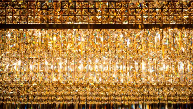 Lumière de luxe de lustre photo libre de droits