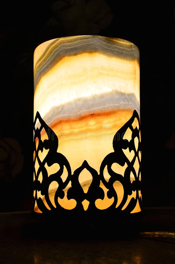 Lumière de marbre photographie stock