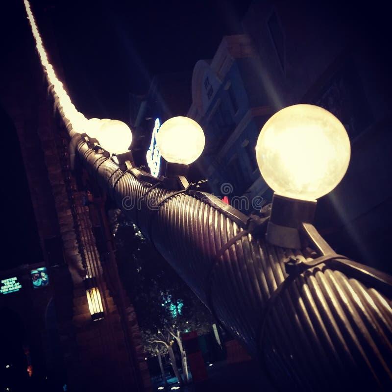 Lumière de pont image libre de droits