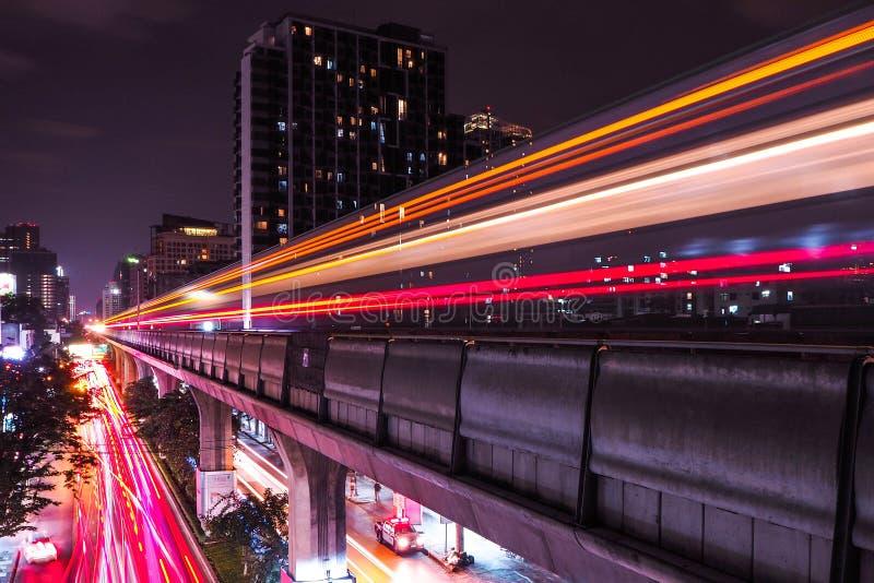 Lumière de transport photo libre de droits