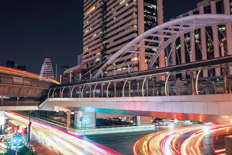 Lumière de transport images stock