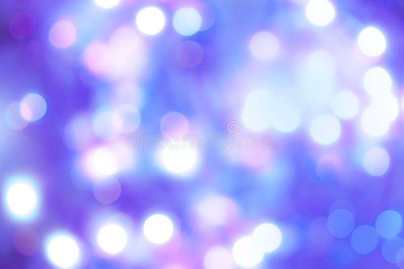 Lumière Defocused - hors de lumière de foyer images libres de droits