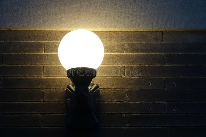 Lumière dessus photo libre de droits