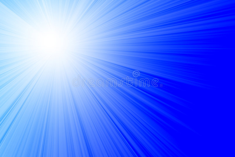 Lumière du soleil illustration libre de droits