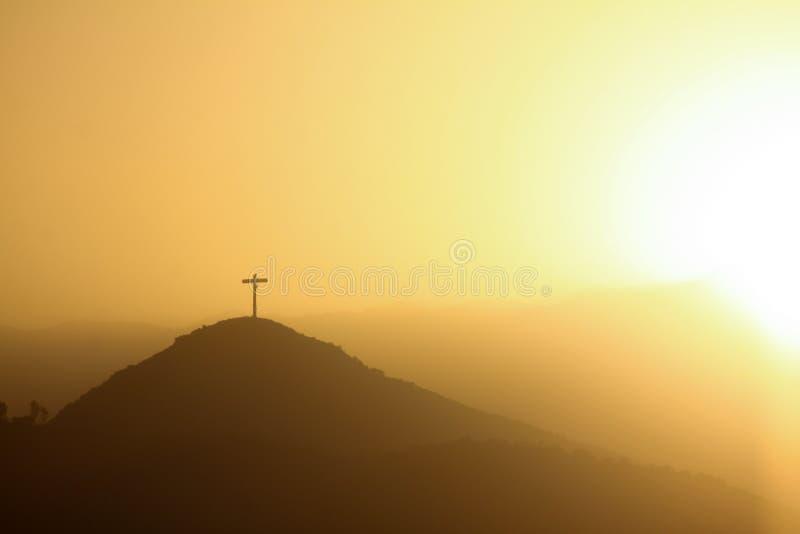 Lumière du soleil d'Arica image libre de droits