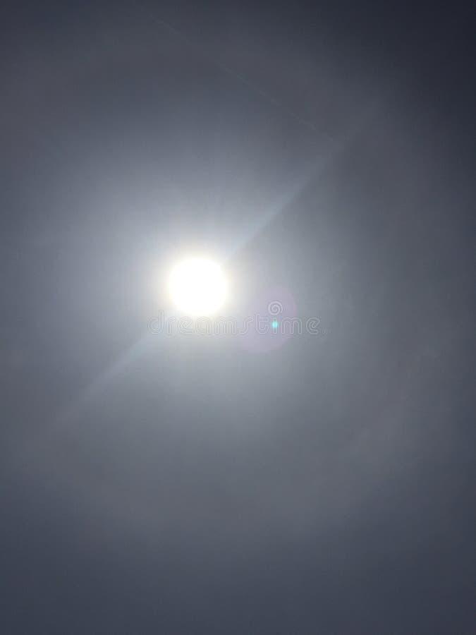 Lumière du soleil directe image libre de droits