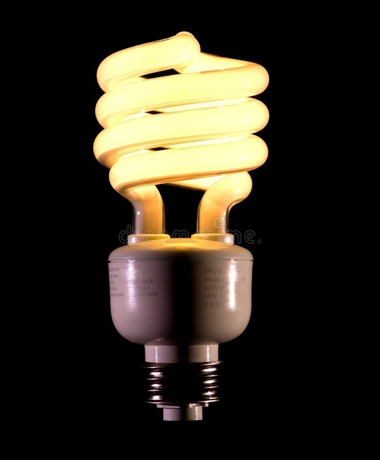 Lumière efficace image stock