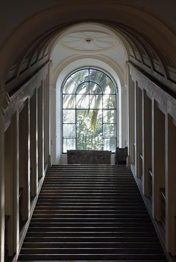 Lumière et architecture photographie stock libre de droits