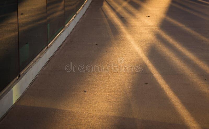 Lumière et ombre abstraites images libres de droits