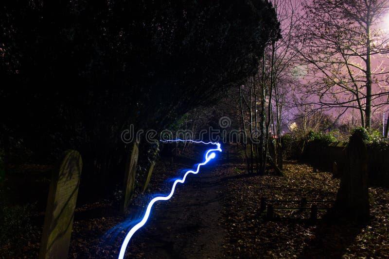 lumières image stock