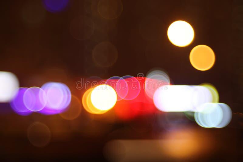 Lumières abstraites, larmes dans les yeux photos libres de droits