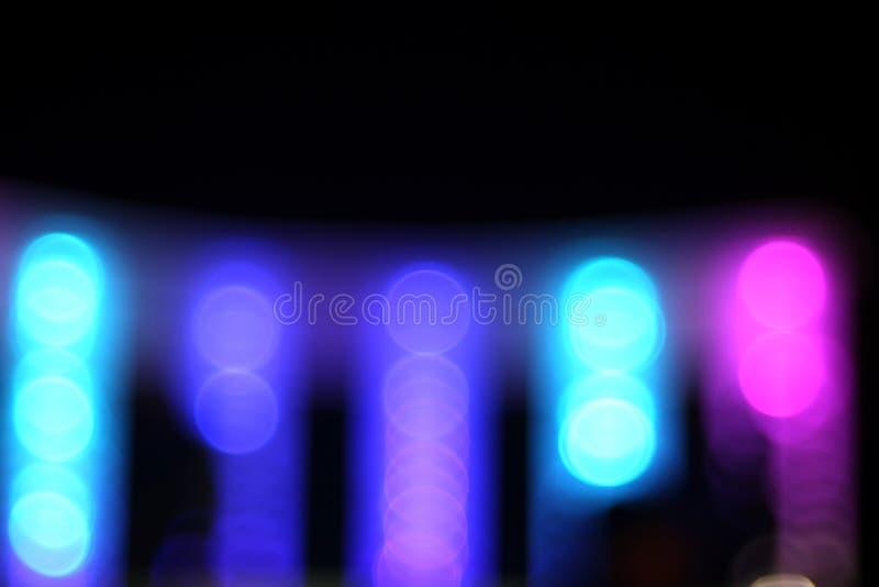 Lumières abstraites, larmes dans les yeux photo libre de droits