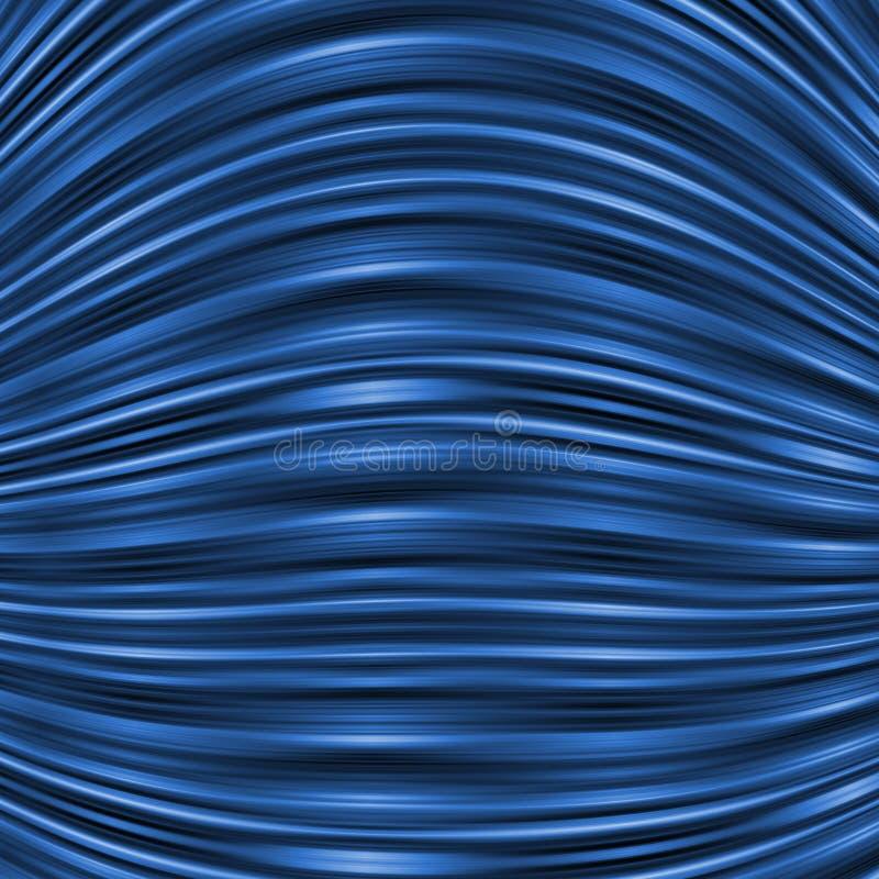 Lumières bleues illustration libre de droits