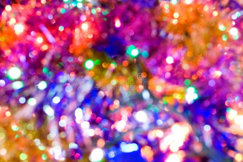 Lumières colorées photographie stock libre de droits