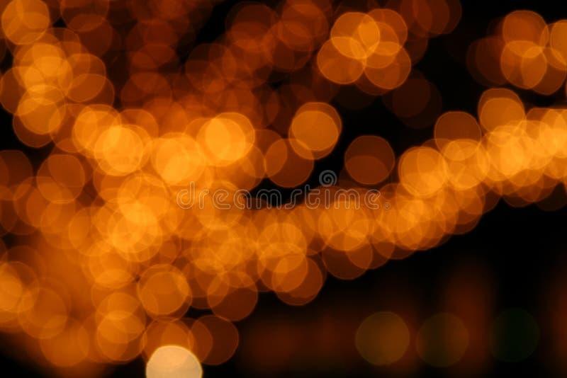 Lumières de Blured photo libre de droits