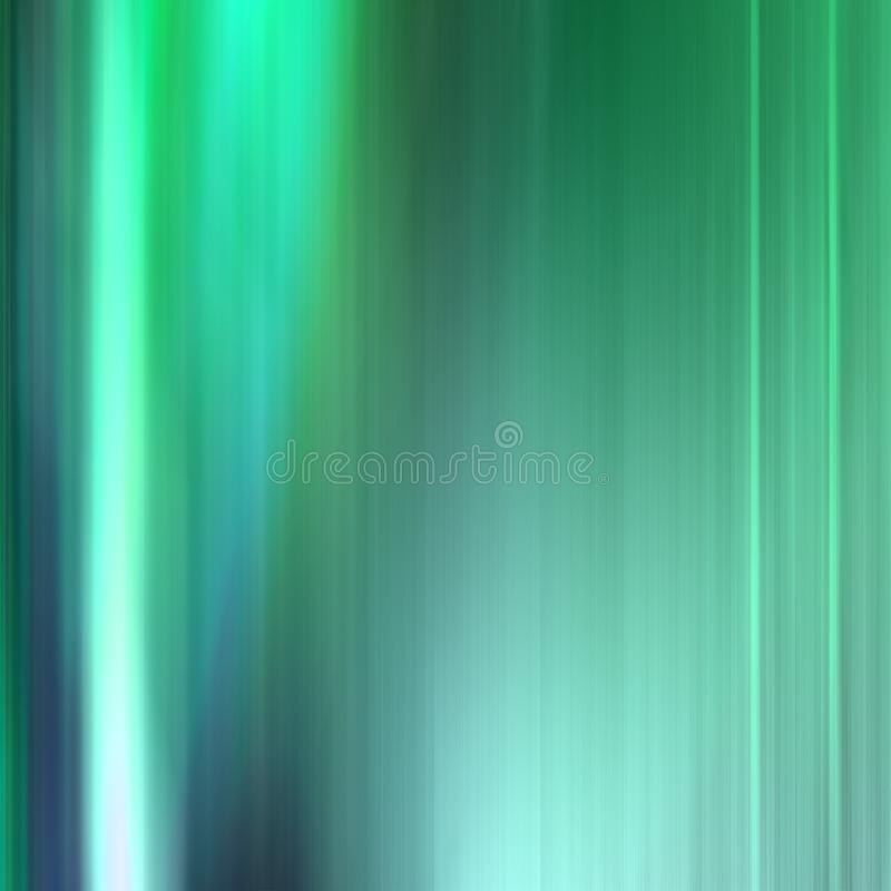 Lumières de mouvement de tache floue des voitures Fond urbain abstrait Véhicules en mouvement Blurred Vue supérieure illustration stock