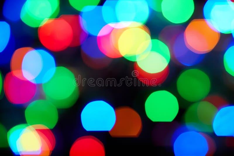 Download Lumières de Noël photo stock. Image du imagination, lumineux - 45372498