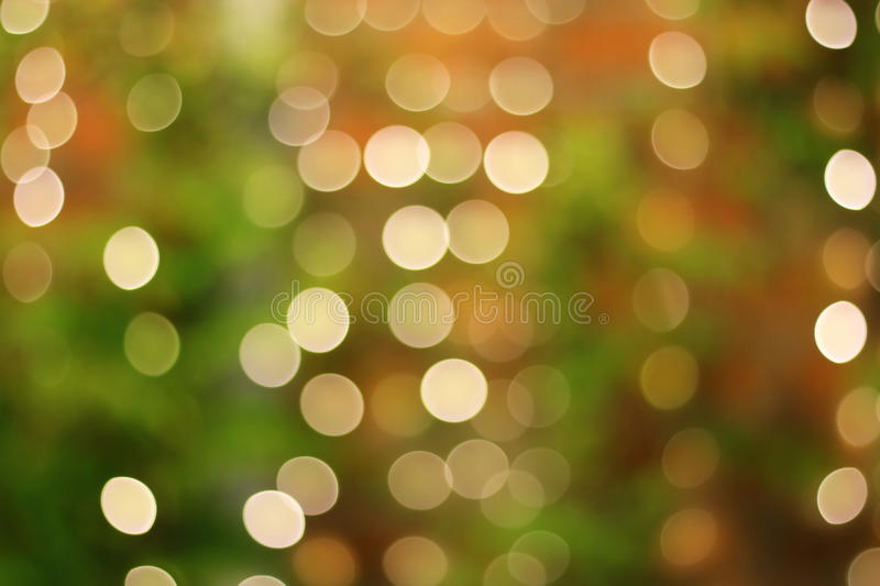 lumières defocused de bokeh image stock