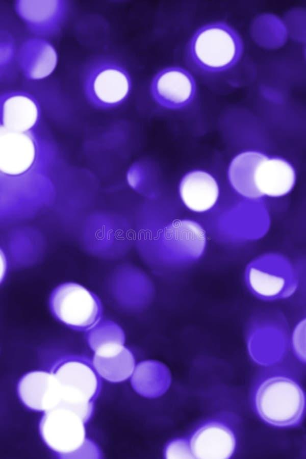 Lumières magiques photographie stock