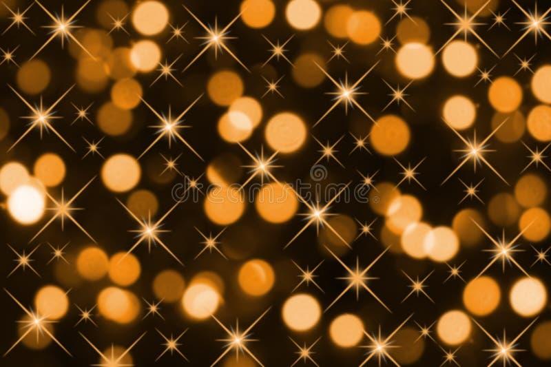 Lumières magiques image libre de droits