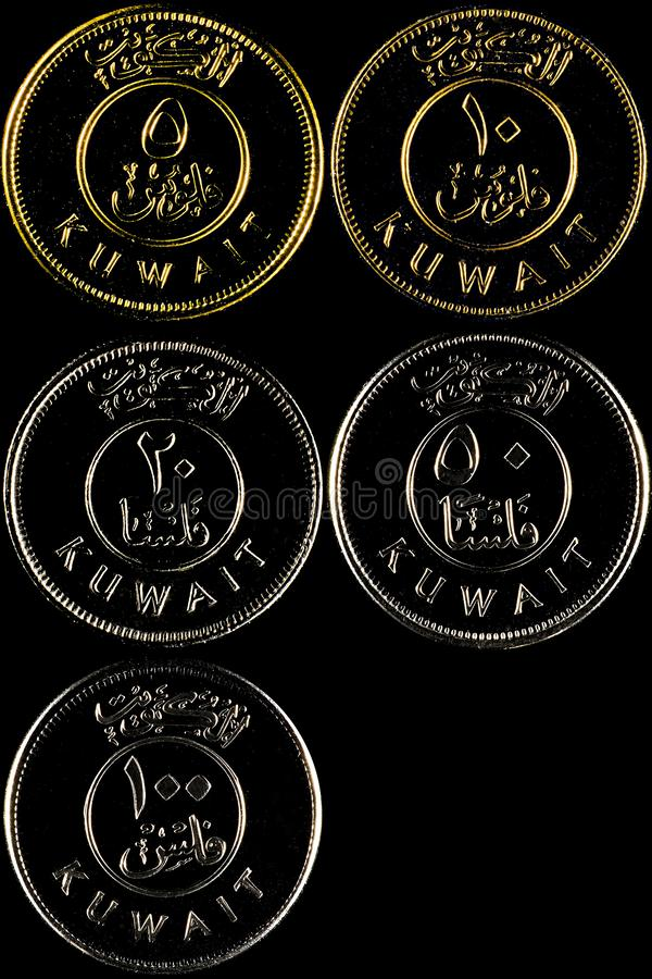 Lumières numismatiques photo stock