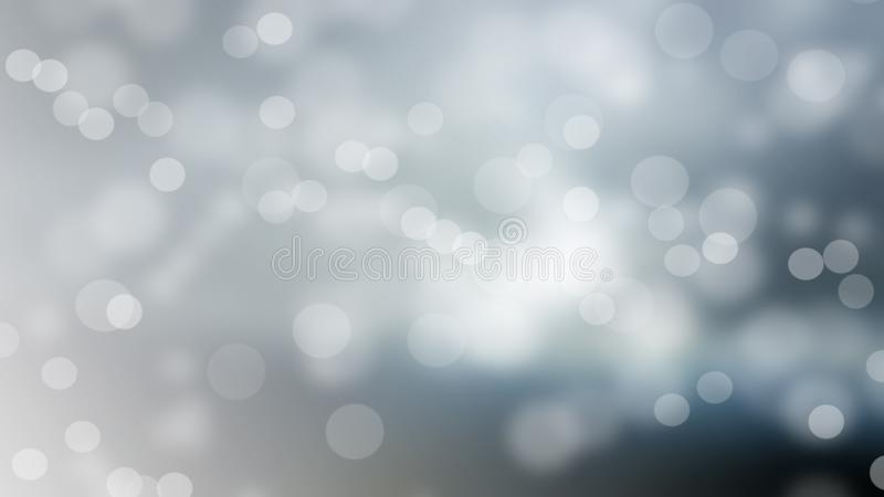 Lumières sur le fond mou images stock