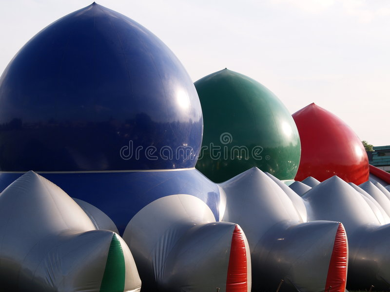 Download Luminarium By Architects Air Stock Photo - Image: 1011714