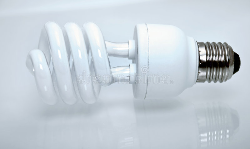 Download Luminescent lamp stock image. Image of home, mirror, bulb - 4152367