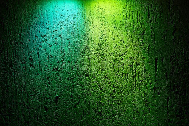 Luminiscencia amplia de verde y de verde claro fotos de archivo libres de regalías