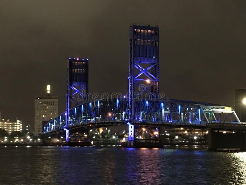 Luminoso blu fotografia stock libera da diritti