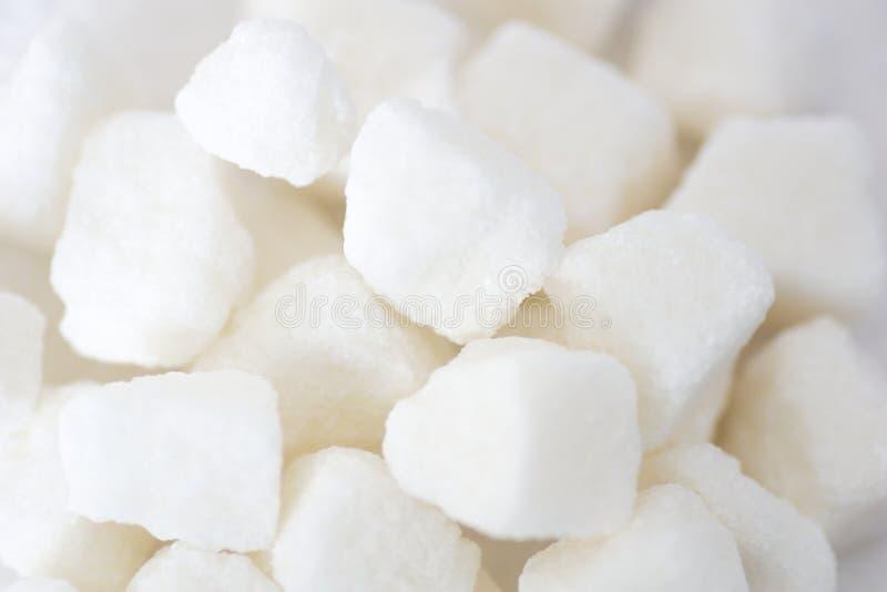 Lump sugar royalty free stock images