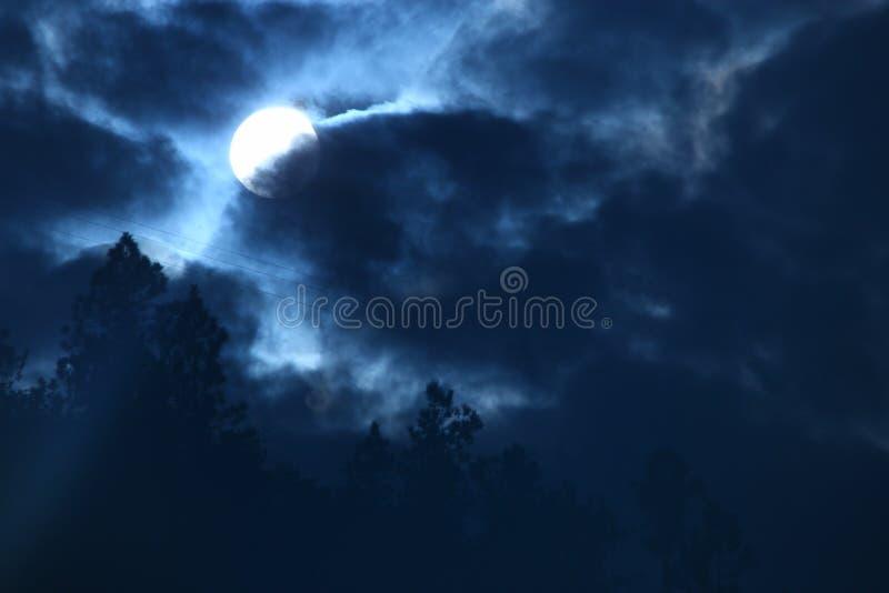 Luna imagenes de archivo