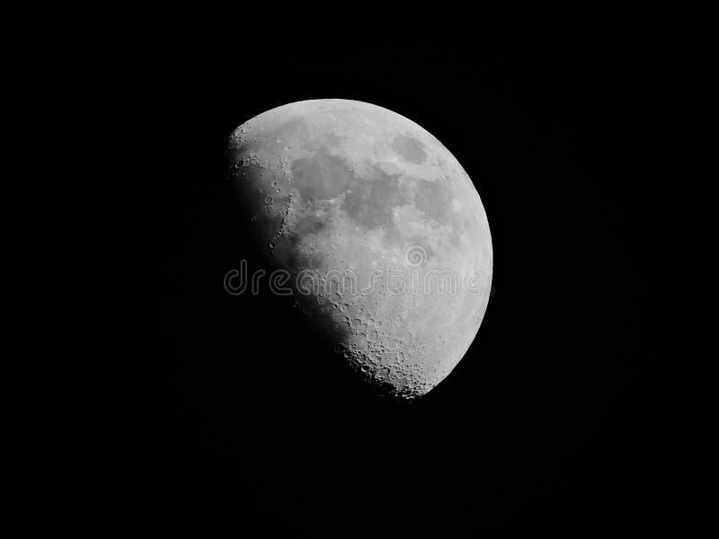Luna imagen de archivo