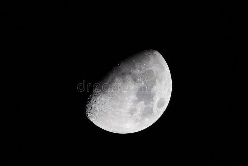 Luna foto de archivo