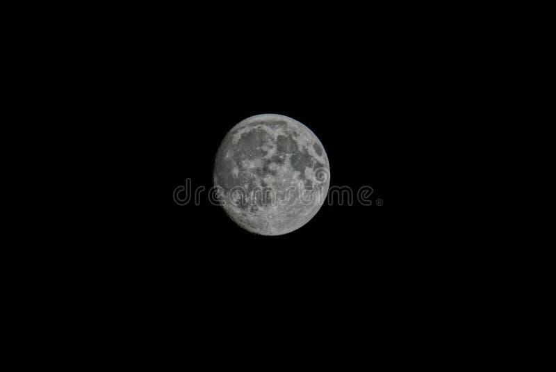 Luna fotografía de archivo libre de regalías