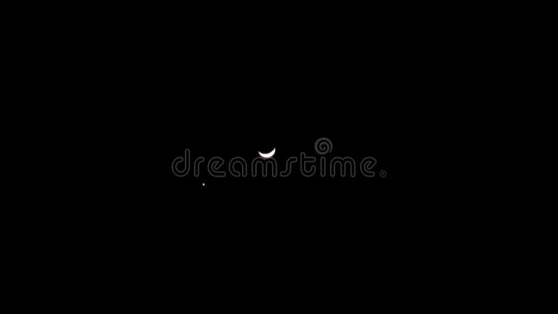 luna arkivbild
