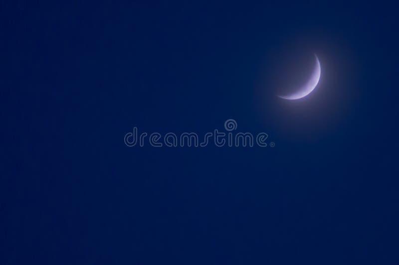 Luna 1 immagini stock libere da diritti