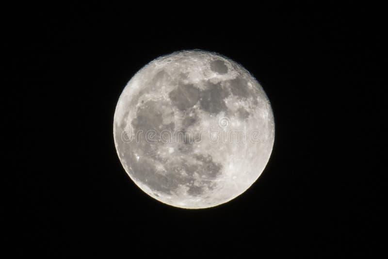 Luna estupenda fotos de archivo