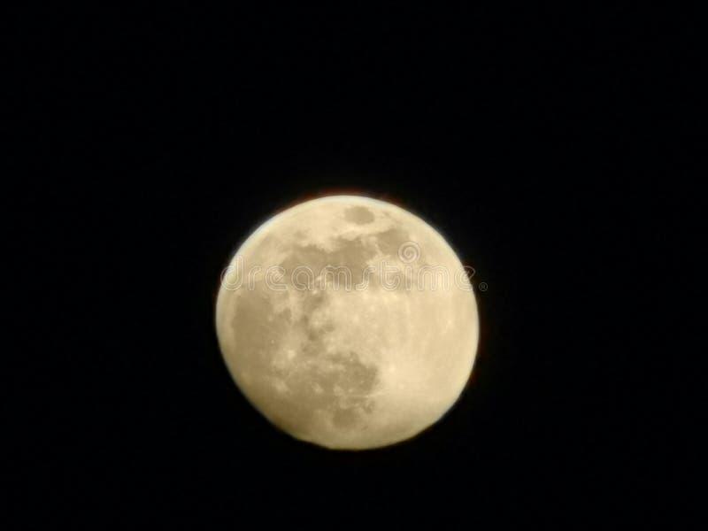 Luna fotografie stock libere da diritti