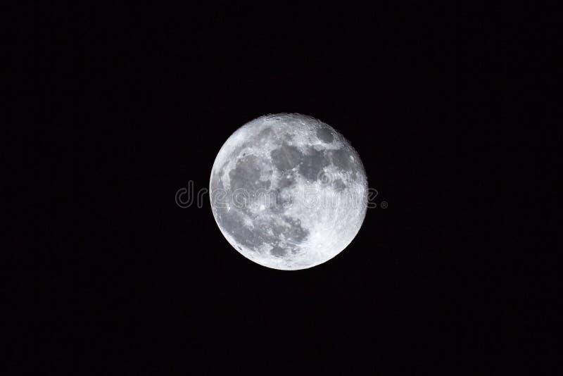 Luna Llena estupenda foto de archivo