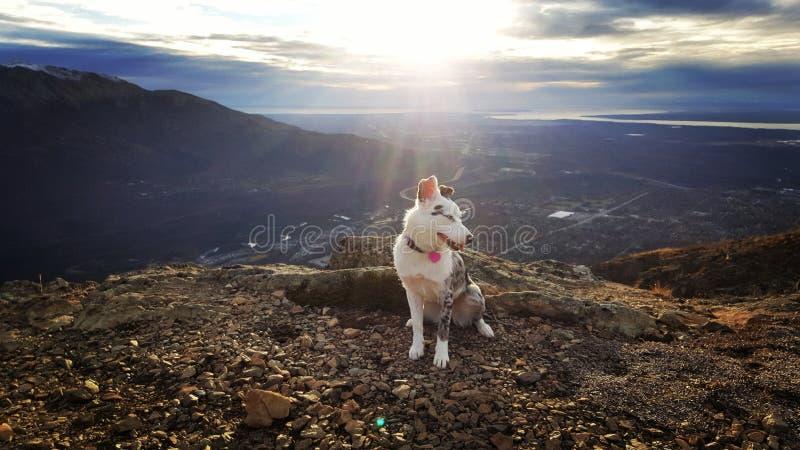 Luna Out-Wandern lizenzfreie stockbilder