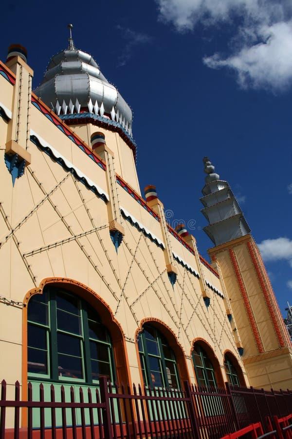Luna Park Сидней стоковое фото rf