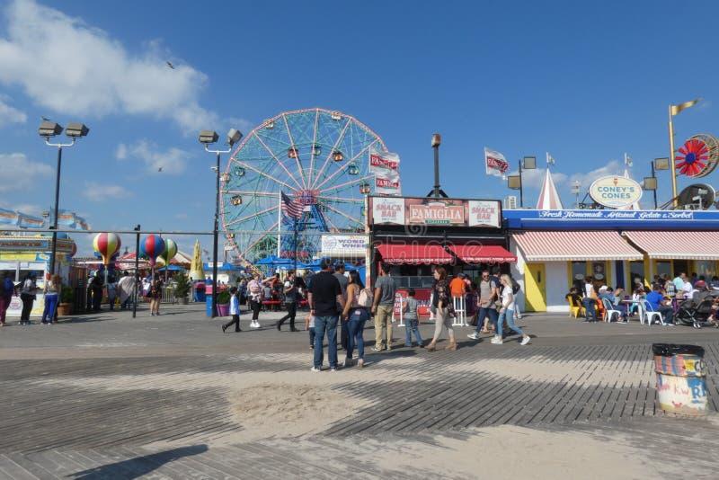 Luna Park стоковое фото