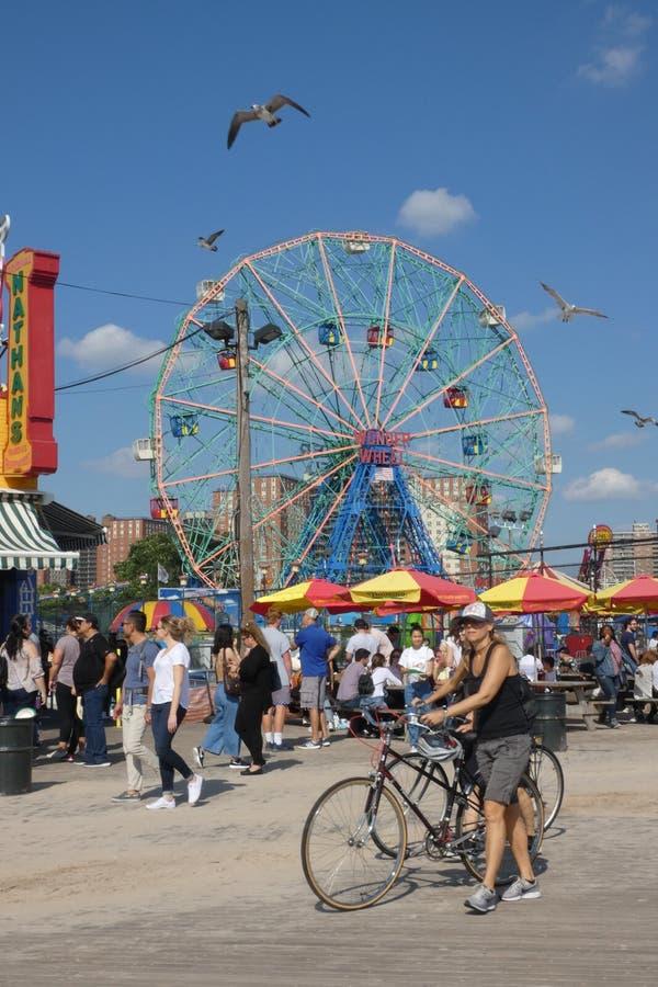 Luna Park стоковые фотографии rf
