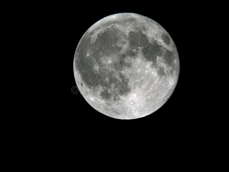 Luna piena 3 immagini stock libere da diritti