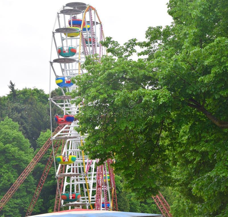 Lunapark στοκ φωτογραφία