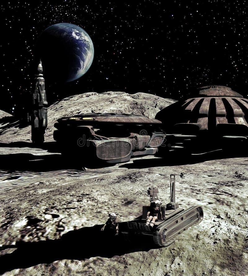 moon base comics - photo #41