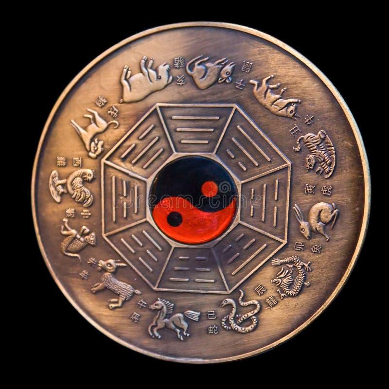 lunar kalender royaltyfri fotografi